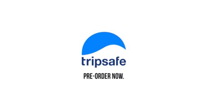 TripSafe 民泊先でも使えるセキュリティカメラ
